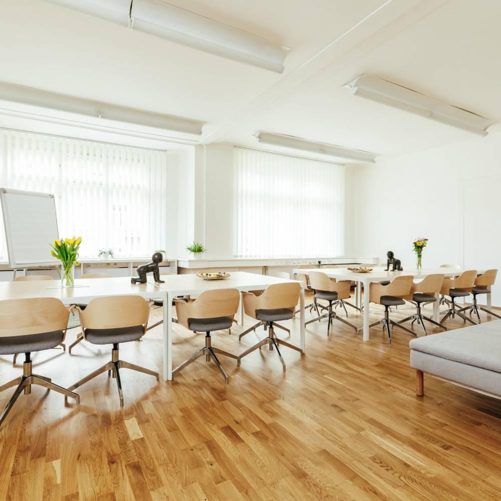 Reprezentativní konferenční prostory v centru Prahy pro vaše potřeby