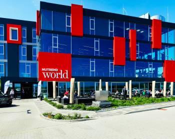 Setkání Olomouc Nutrend world