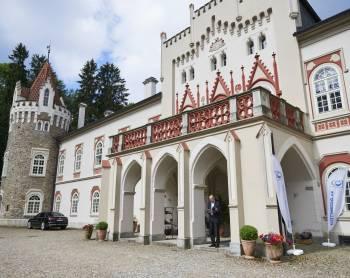 Setkání Chateau Herálec